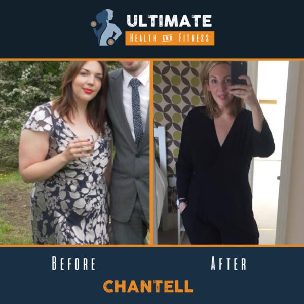 Chantells incredible transformation