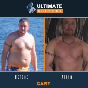 gary before and after
