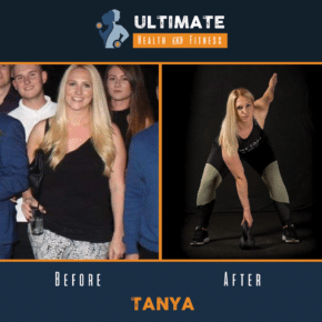 tanya before and after