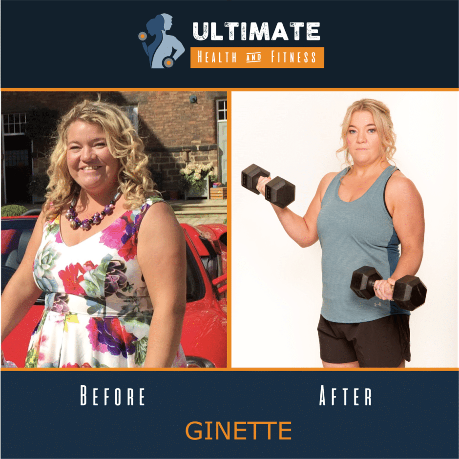 ginette's transformation