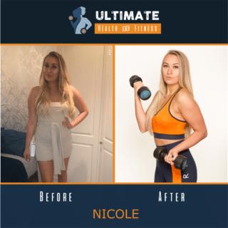 Nicoles incredible transformation