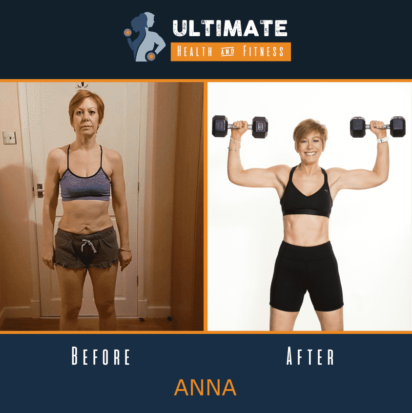 anna before and after