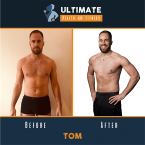 tom before and after