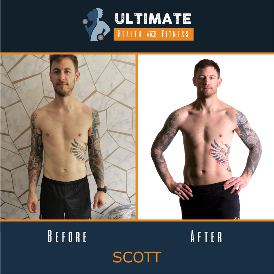 scott before and after