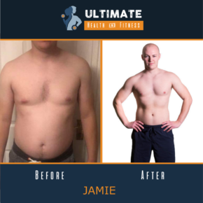 jamie before & after
