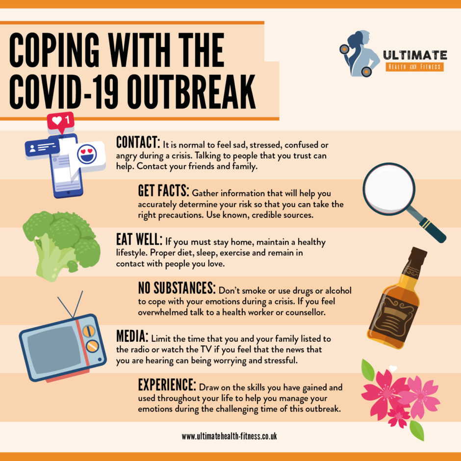coping with covid 19