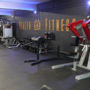 gym side